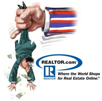 Realtor.com Shaking Money Out