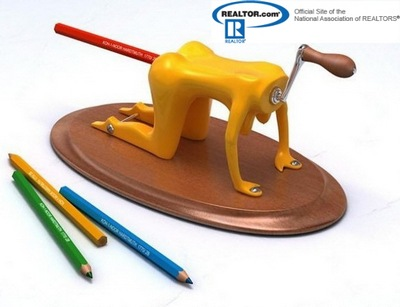 Realtor.com Pencil Sharpener